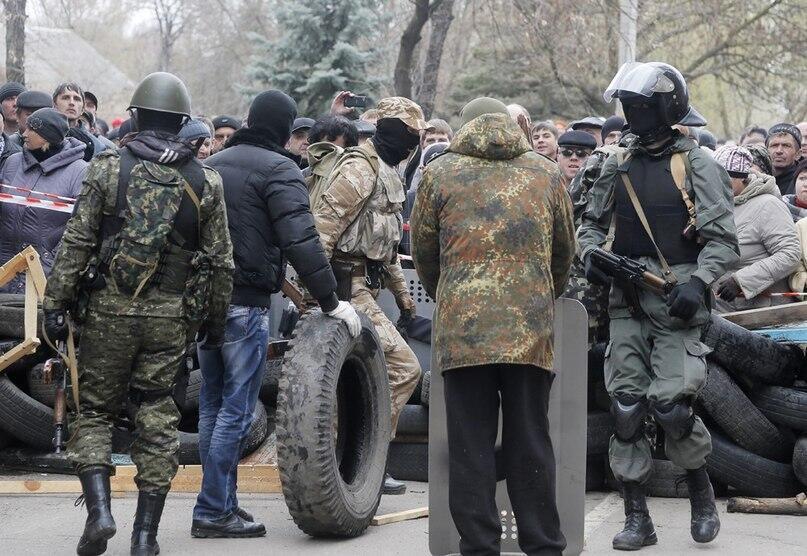 Зампред комитета Госдумы по обороне: Действиями силовиков на востоке Украины руководят эмиссары западных спецслужб