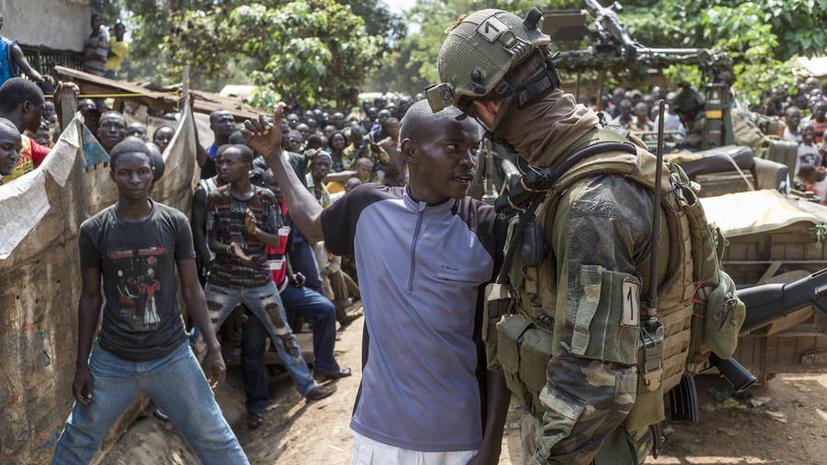 США присоединились к военной операции против повстанцев в  Центральноафриканской Республике