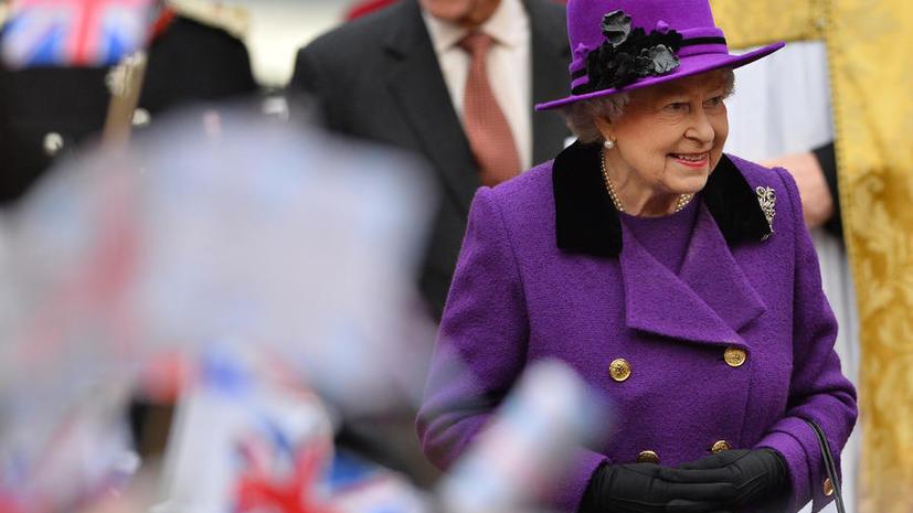 Доклад: Британская королева скоро потратит свой последний миллион