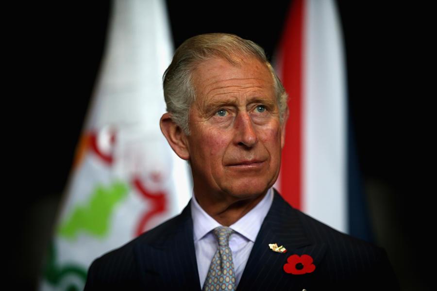 Принц Чарльз выпустил линию посуды под названием ISIS