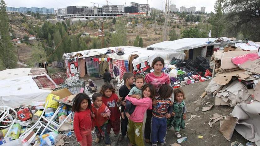 Сирийские дети выступили с обращением к международным детским организациям