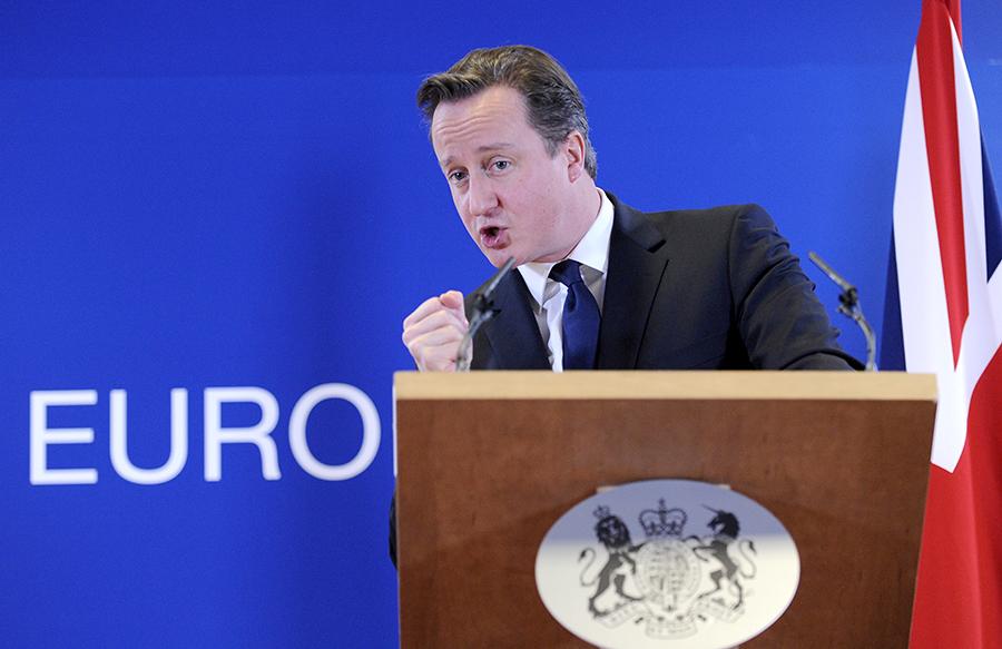 Кэмерон: Великобритания выживет и без ЕС