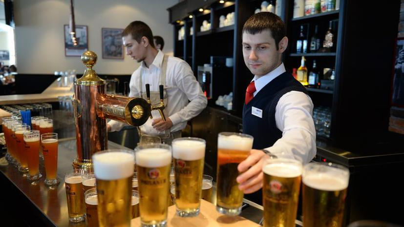 СМИ: С нового года российские рестораны и бары могут остаться без спиртного