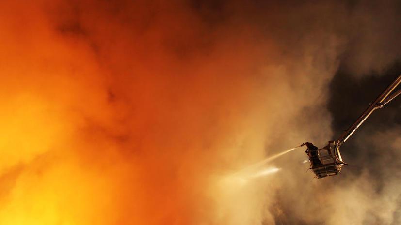 В Саудовской Аравии при пожаре в гостинице погибли 12 человек, 130 пострадали