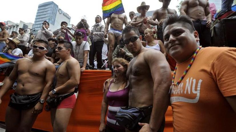 Мексиканские гей-активисты записали Владимира Ленина в свои ряды