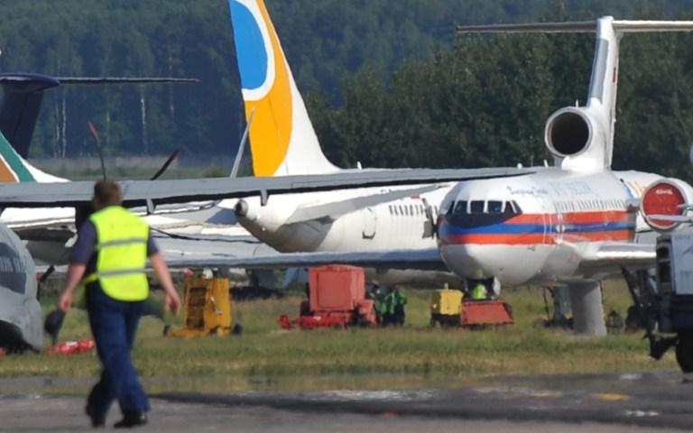 После комментария о конце света у самолета главы МЧС отказал двигатель