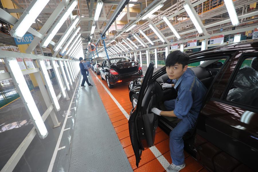 GM уступает Китаю: в цехах завода в Огайо вместо американских джипов будут производить китайские автостёкла