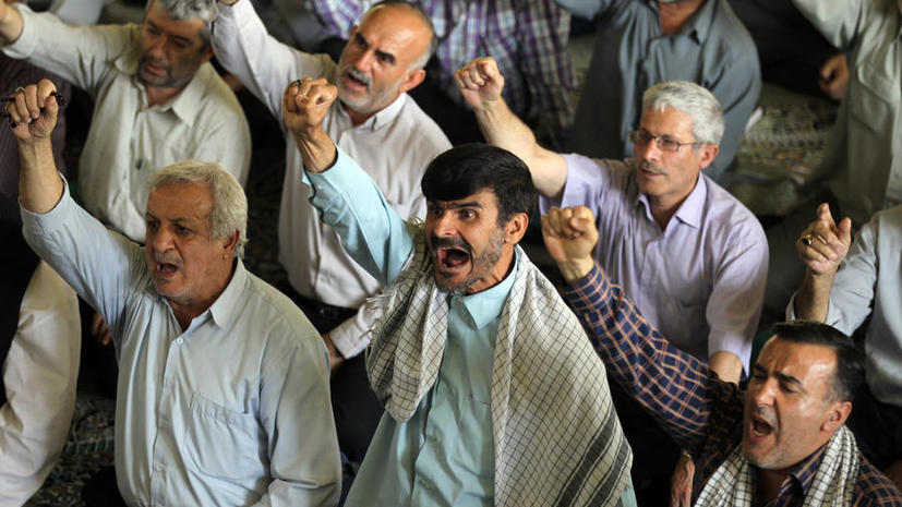 Иран может создать персидский «список Магнитского»