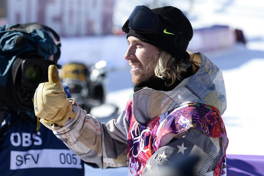 Сноубордист Сэйдж Коценбург из США стал обладателем первого золота XXII зимних Олимпийских игр в Сочи