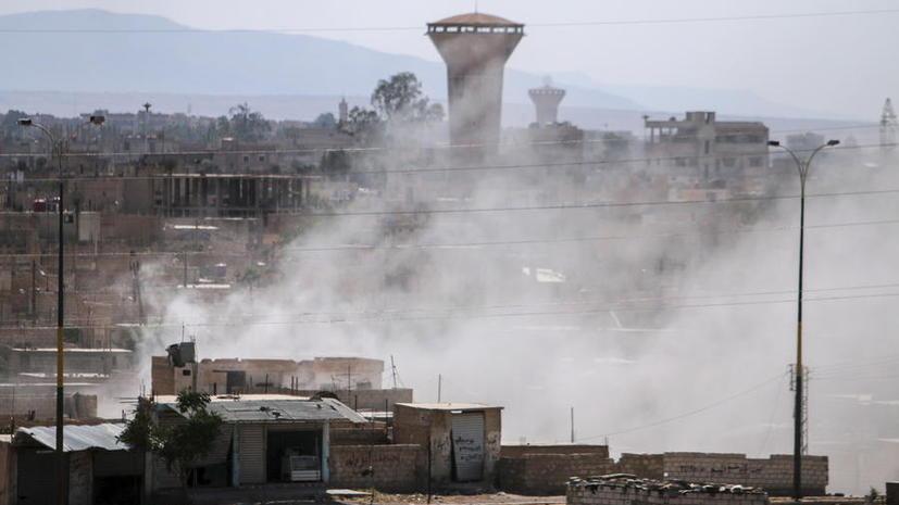 Правительство Сирии в случае необходимости попросит от России военную поддержку для борьбы с ИГ