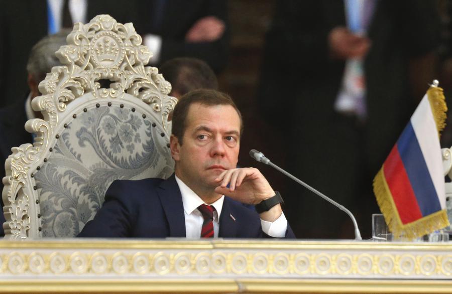 Дмитрий Медведев: Террористы объявили войну всему цивилизованному миру