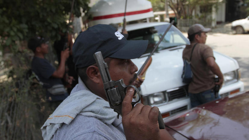 Нарковойна в Мексике обострилась: гангстеры объявились в курортных городах