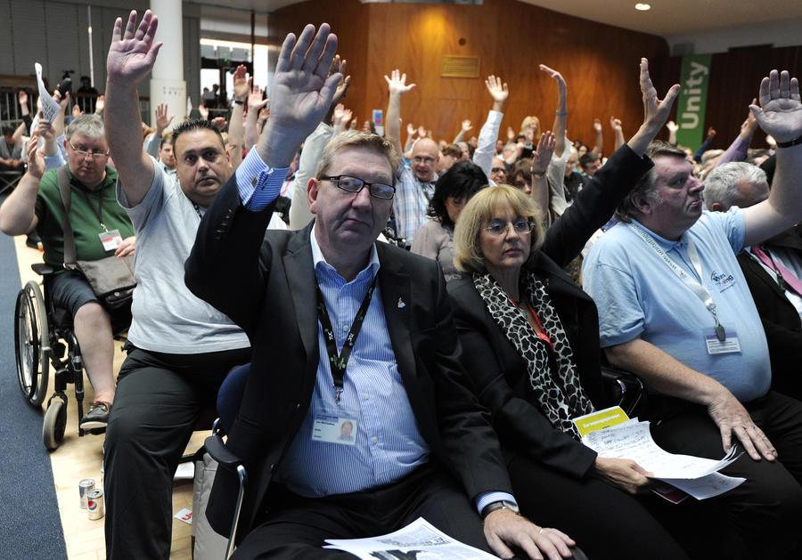 СМИ: Крупнейший британский профсоюз выступил против «фашистского Киева»