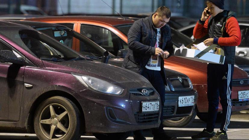 В России могут запретить самостоятельно продавать подержанные автомобили