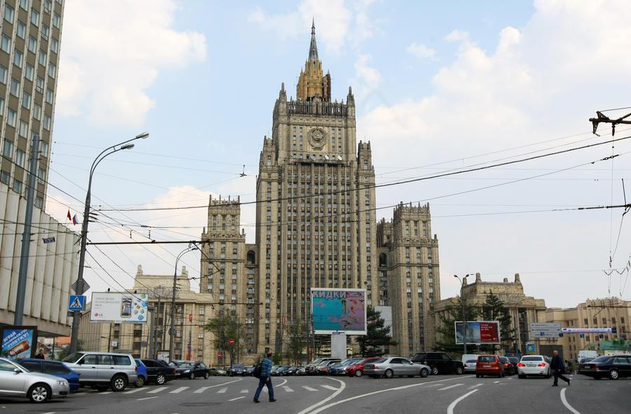 МИД РФ: Расширение санкционного списка выглядит особенно нелепо на фоне Минских соглашений