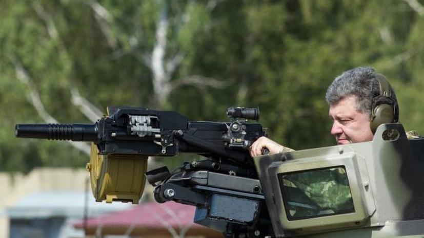 Эксперт: События последних месяцев приучили не верить словам Порошенко
