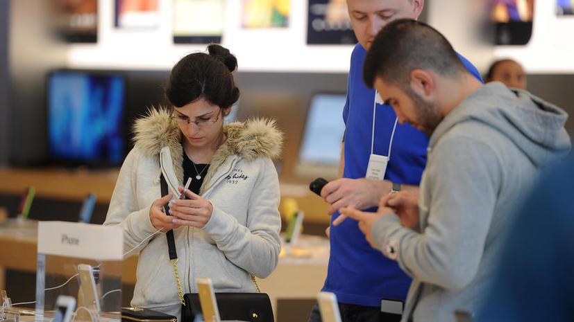 Новое поколение iPhone не поддерживает российскую 4G связь