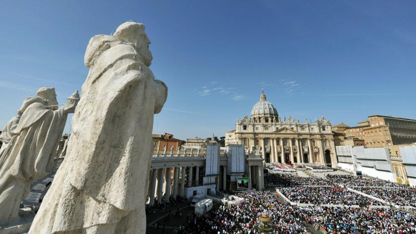 Ватикан  восстановит свои памятники за счет филателистов