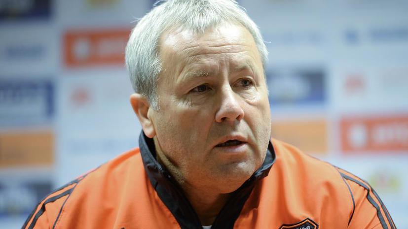 Главный тренер ФК «Урал» подал в отставку