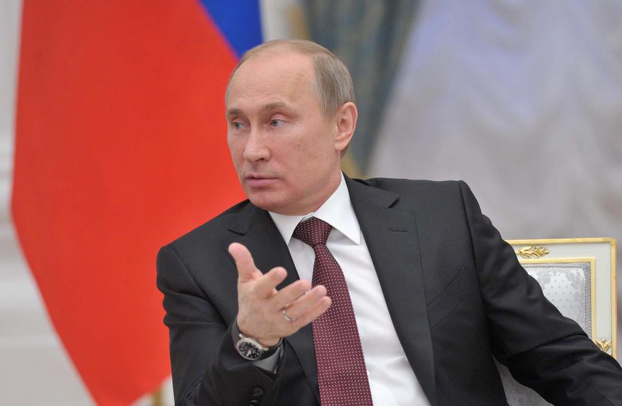 Владимир Путин: Обсуждать тему ЕГЭ во время экзаменов некорректно
