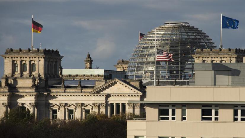 СМИ: Более дюжины американских шпионов работают в министерствах Германии