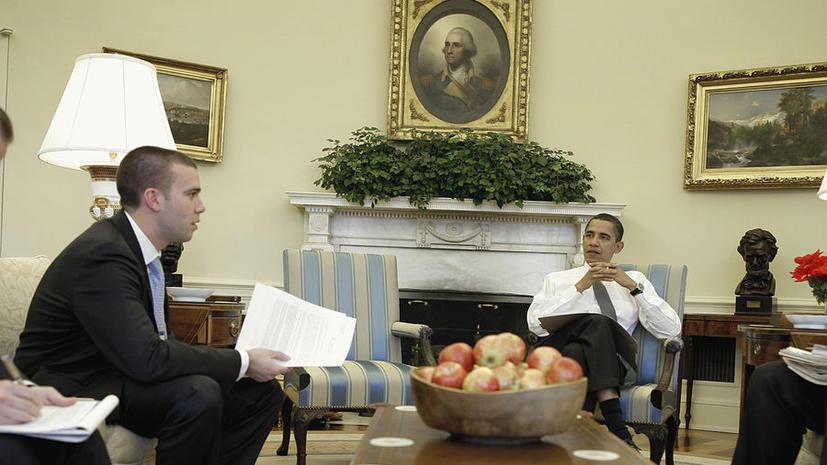 Спичрайтер Обамы станет сценаристом Голливуда