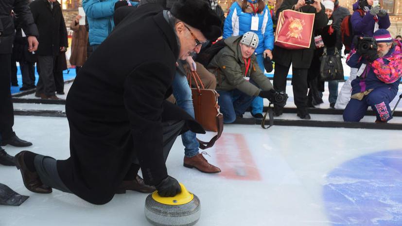 Владимир Жириновский: Сочи должен стать спортивной столицей России