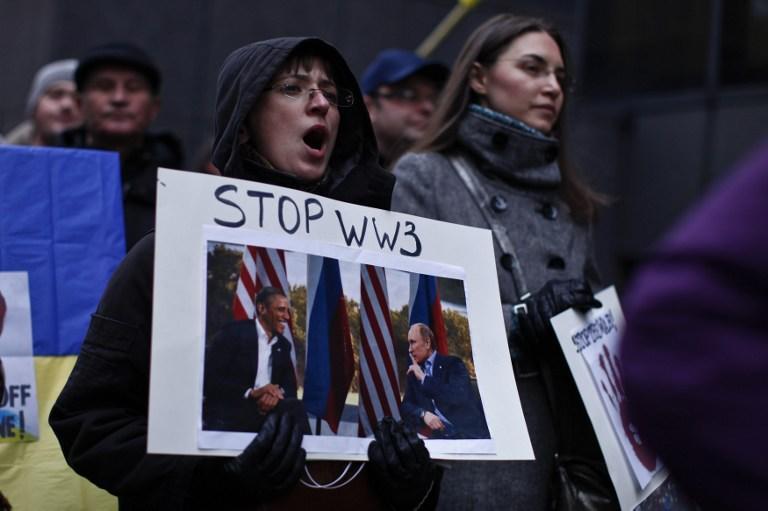 СМИ: Простые американцы боятся Россию больше, чем Обама