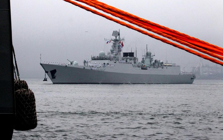 Российские корабли будут сопровождать суда, перевозящие сирийское химоружие