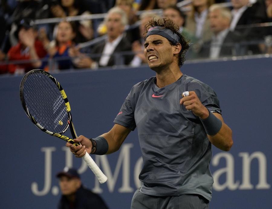 Рафаэль Надаль выиграл US Open