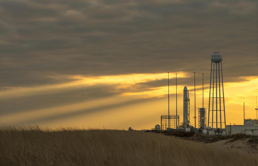 NASA и Boeing создадут сверхтяжёлую ракету-носитель для полётов на Марс