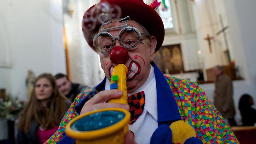 Несмешная история: британские клоуны на грани вымирания