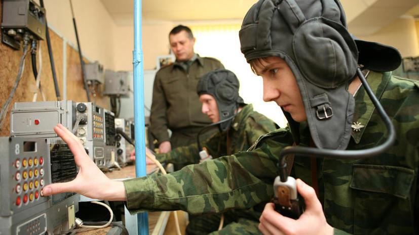 Российские вузы будут готовить рядовых и сержантов запаса