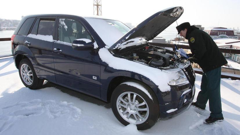 Продавцам автомобилей с иностранными номерами будет грозить уголовное преследование