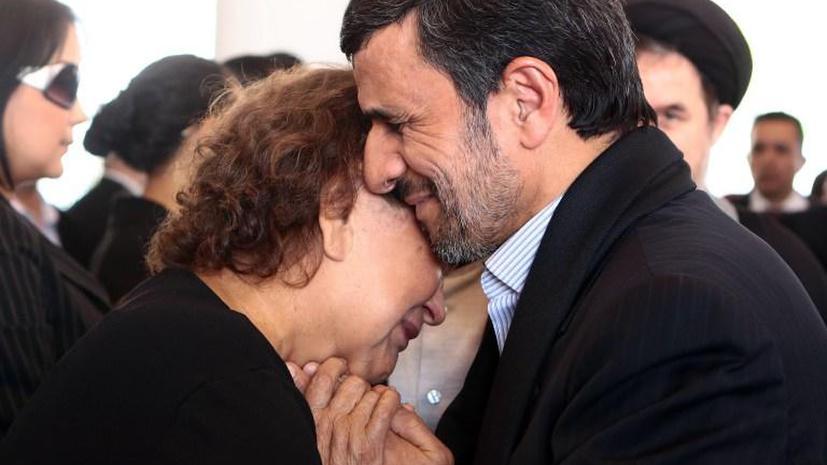 Религиозный лидер Ирана обвинил президента страны в ереси