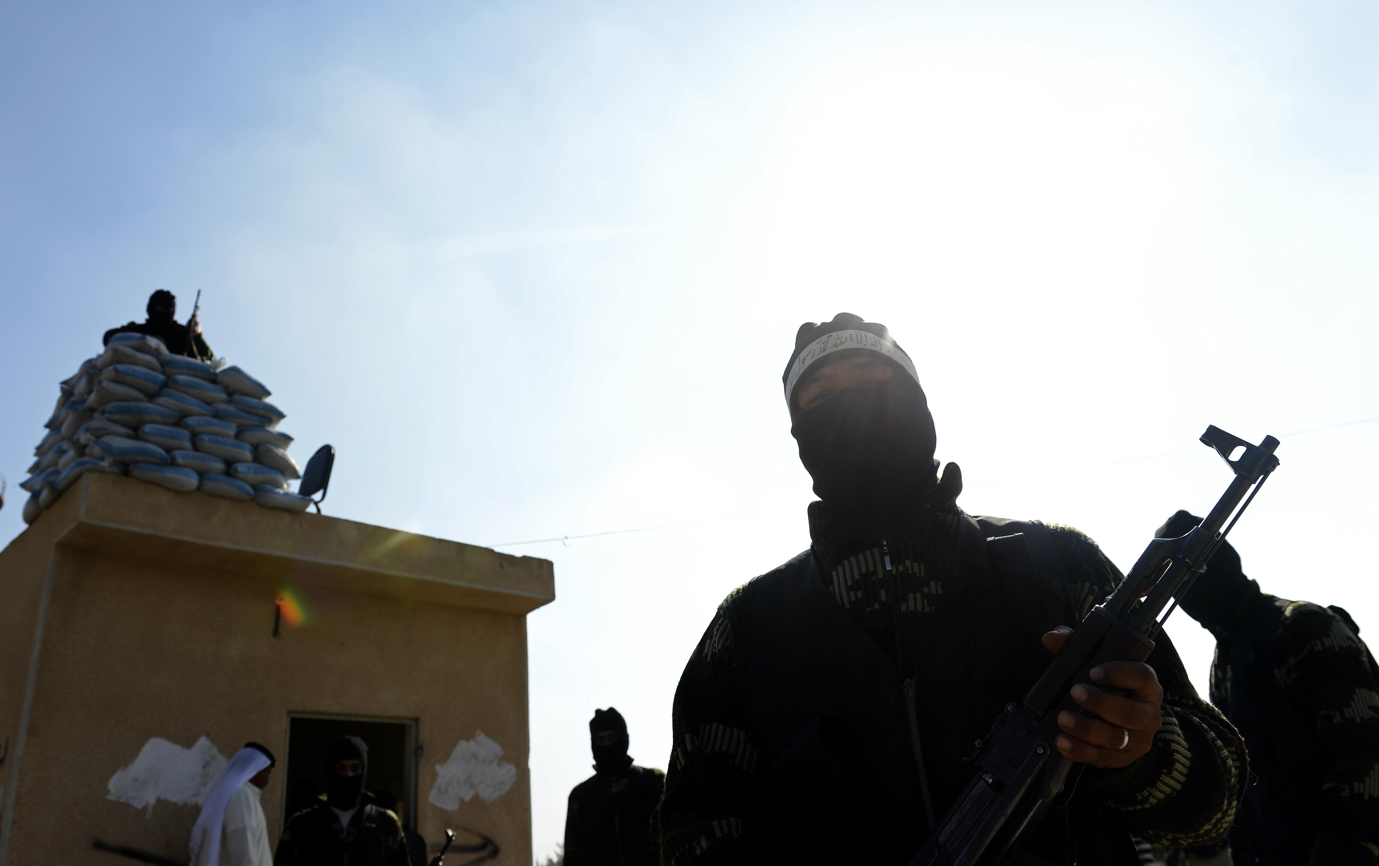 Власти Сирии ликвидировали у себя чеченских террористов