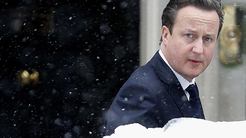 Война против «Аль-Каиды» в Африке может затянуться на десятилетия – Кэмерон