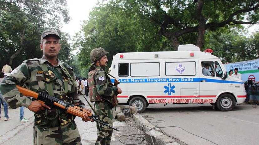 Боевики атаковали индийских военных в Кашмире: пятеро погибших