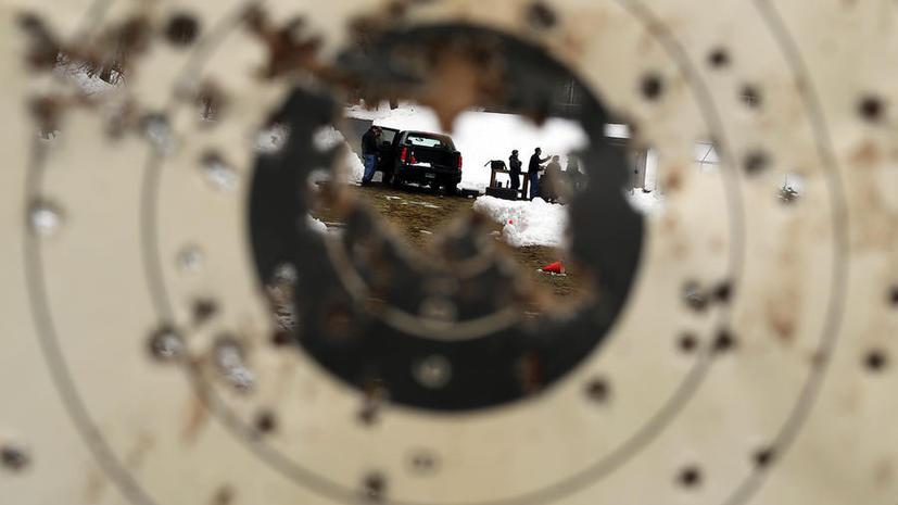 Пять пуль на каждого американца: власти США закупили 1,6 млрд патронов