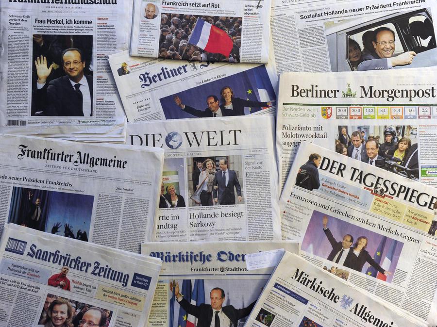На немецкие СМИ обрушился шквал критики за ложь о «плохой» России