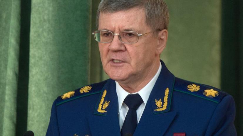 Генпрокурор РФ: Сторонники «Правого сектора» планировали беспорядки в России