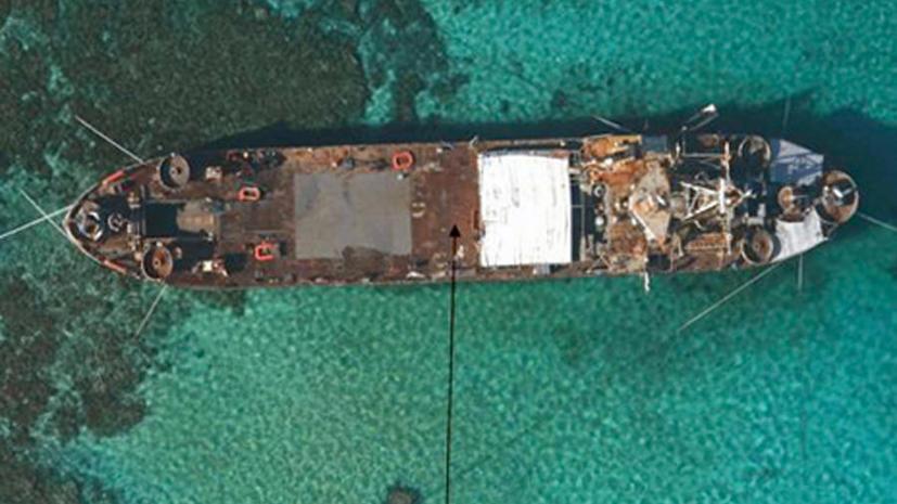 Филиппины защищают спорные острова от Китая нетрадиционными методами