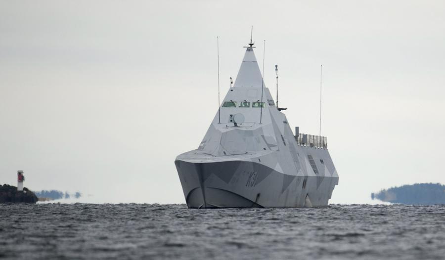 СМИ: В шведских водах прятались четыре «российских» подводных лодки, а не одна