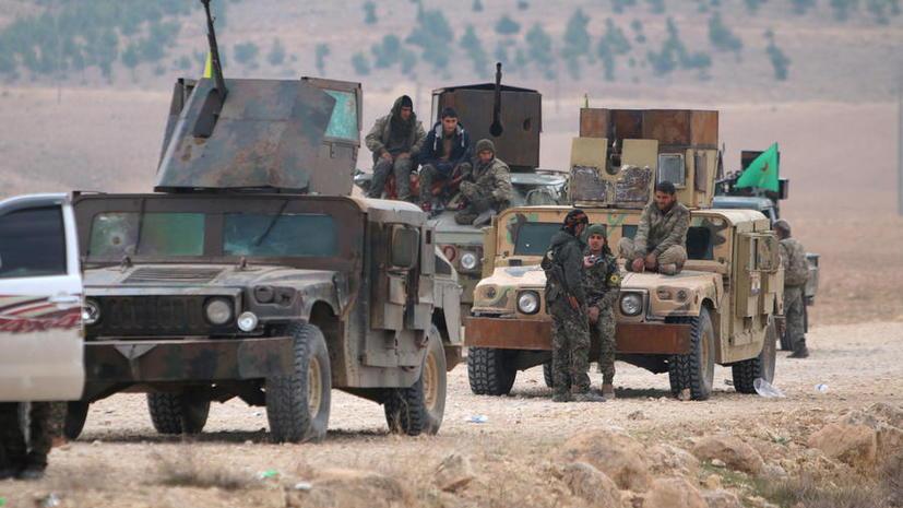 Эксперт: Турция поставила США в неудобное положение своими действиями против курдов в Сирии