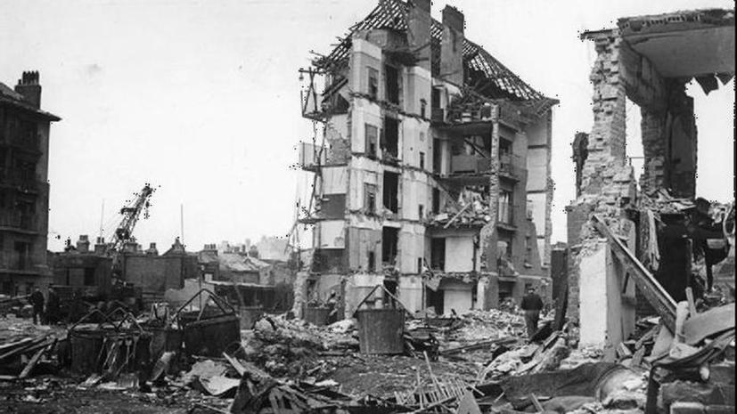 Секретный архив рассказал о том, что Гитлер испытывал ракеты Фау-2 на собственных гражданах