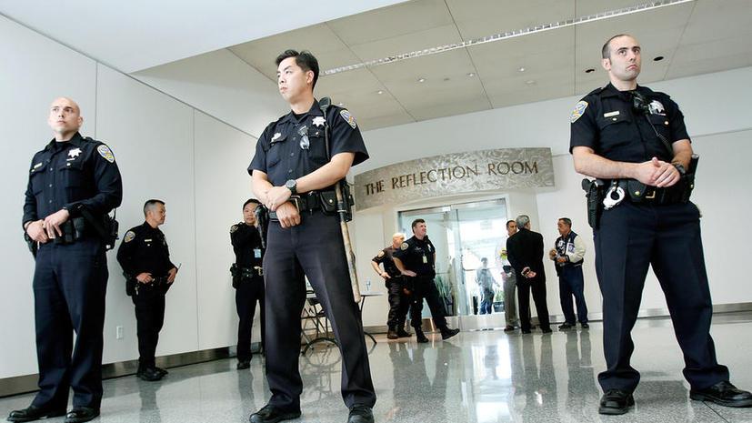 В аэропортах США усилены меры безопасности из-за возможных терактов