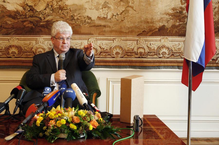 Постпред РФ при ЕС Владимир Чижов: Новые санкции не способствуют урегулированию на Украине