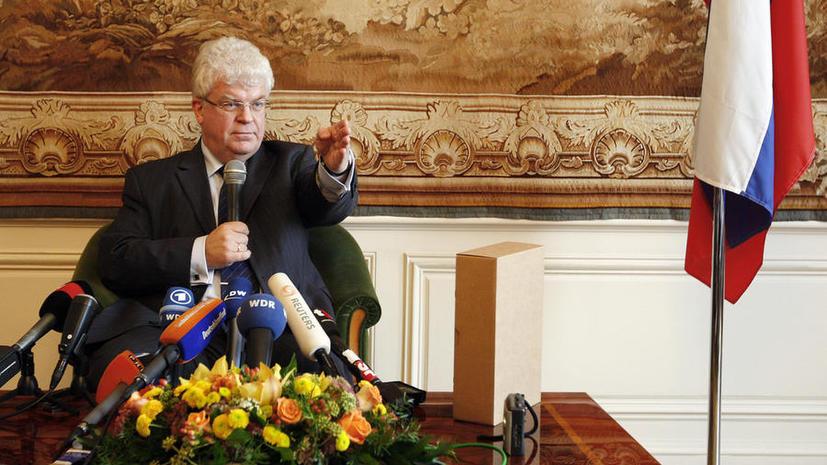 Владимир Чижов: Евросоюз начинает более объективно оценивать ситуацию на Украине