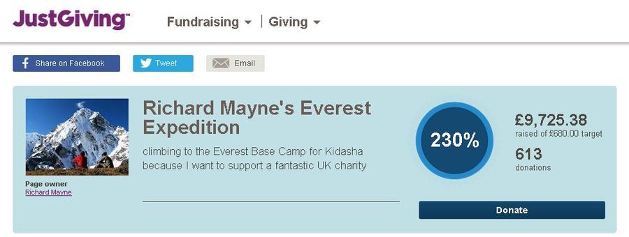 Благотворительная страница жертвы авиакатастрофы Boeing 777 собирает тысячи фунтов для детей Непала