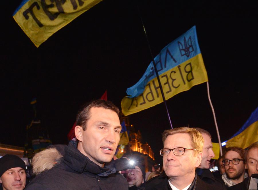 Немецкие СМИ: Западные «ценности» Украине прививали на деньги германского фонда